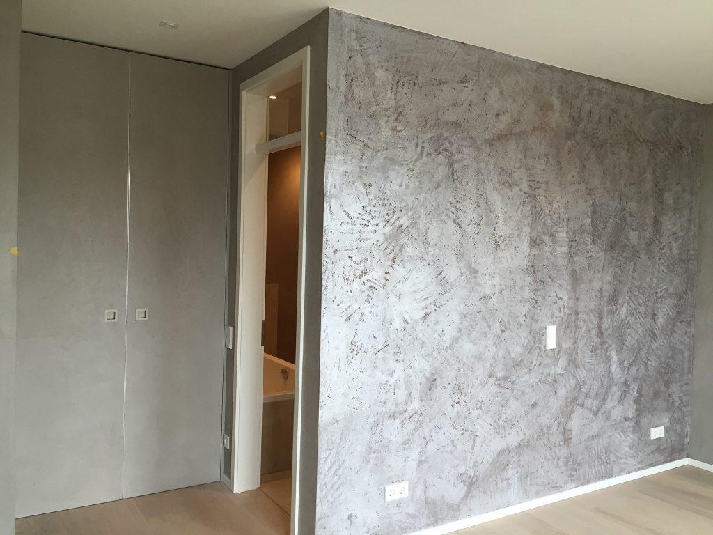 Wand Beton