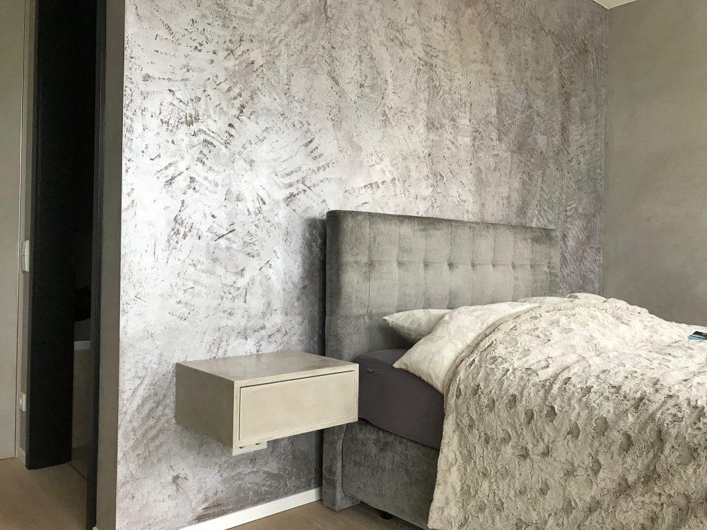 Schlafzimmer Wand Gestaltung