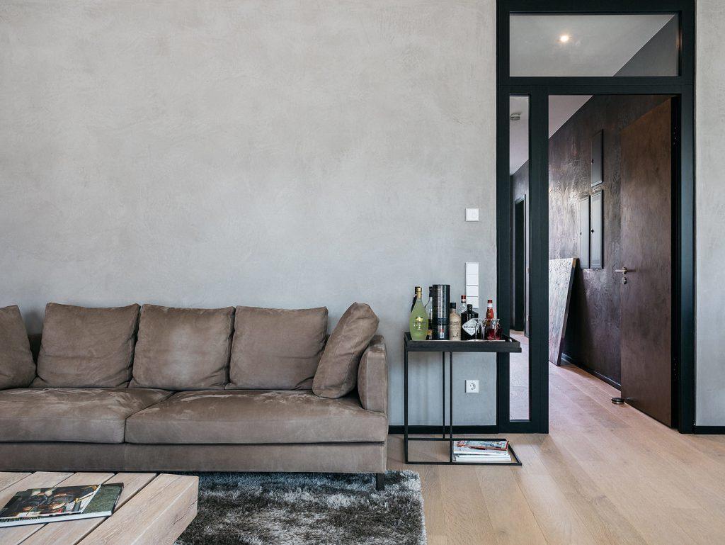 Wohnzimmer Durchgang