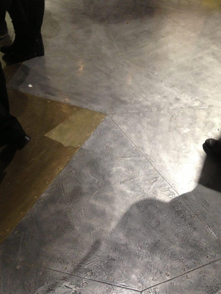 Boden Nieten Optik
