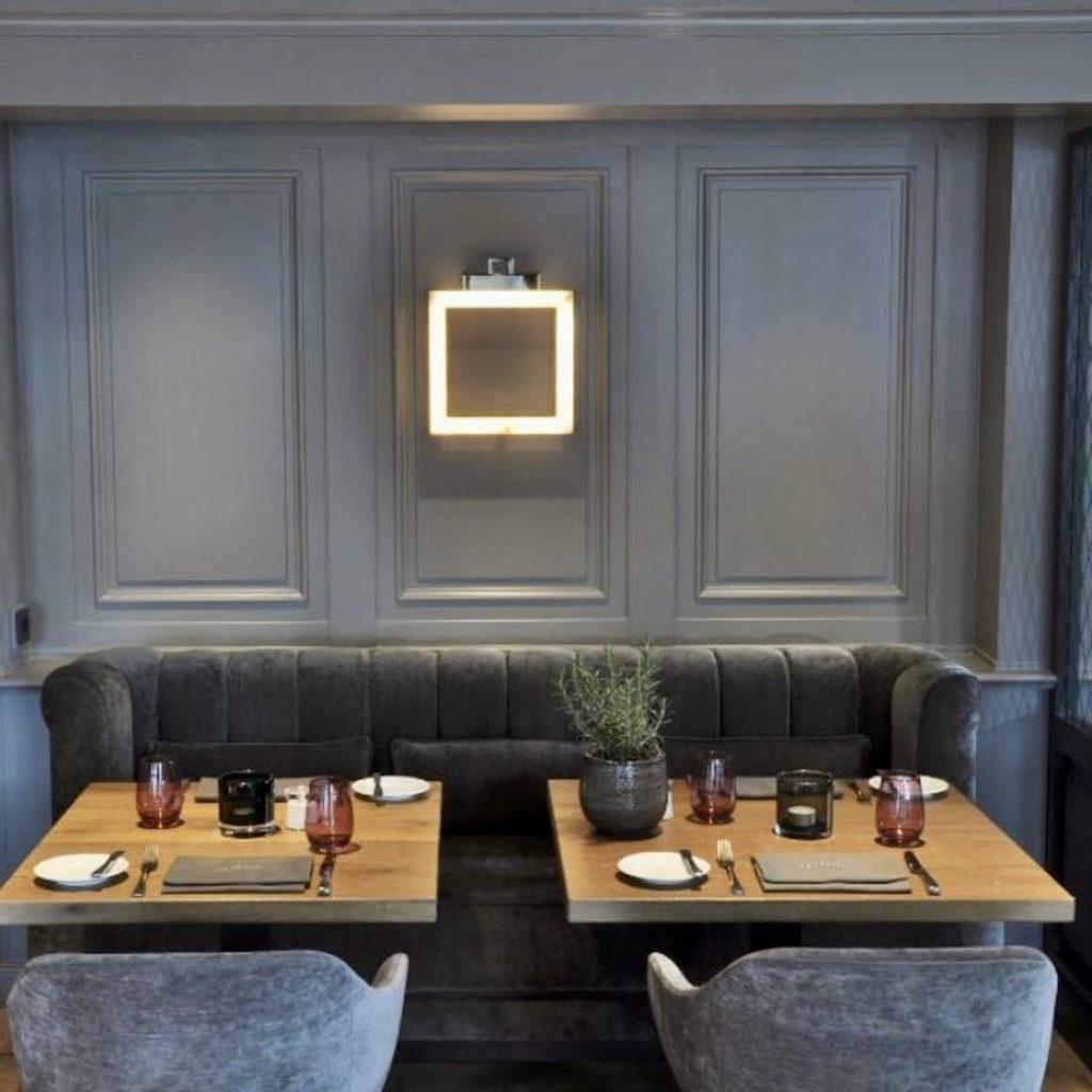 Sofa Epura Restaurant