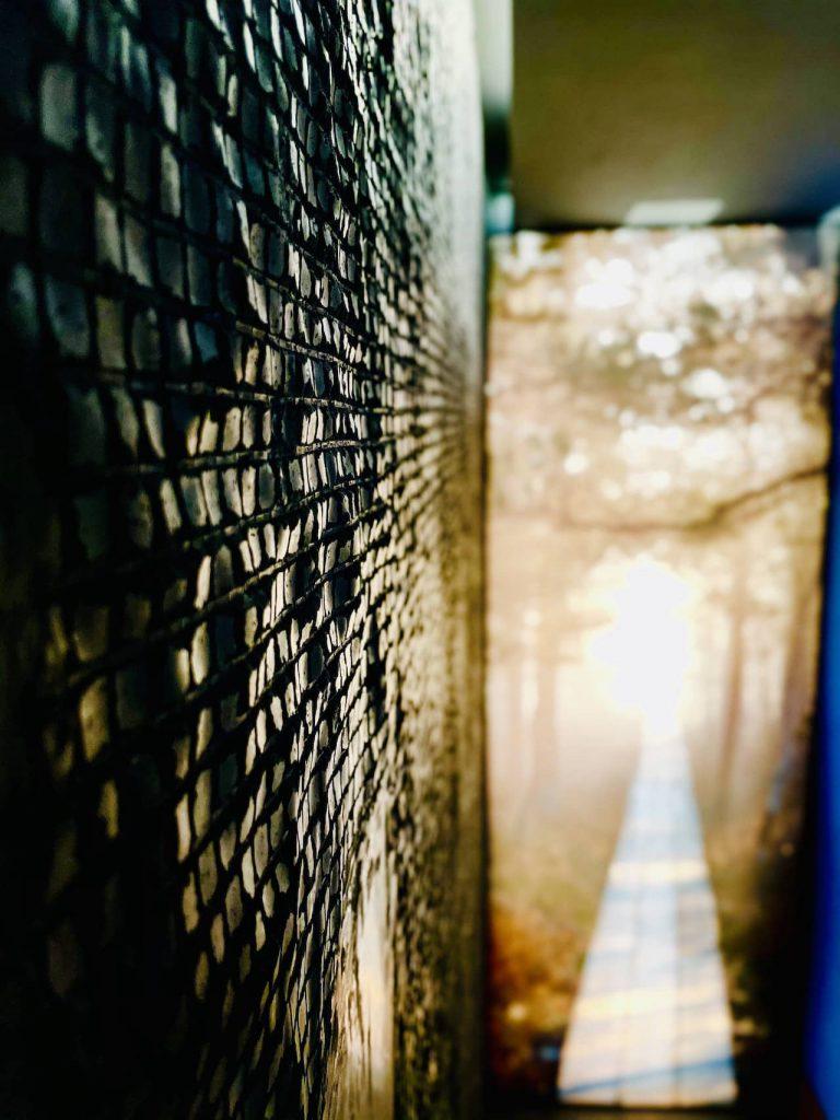 Wand Verzierung
