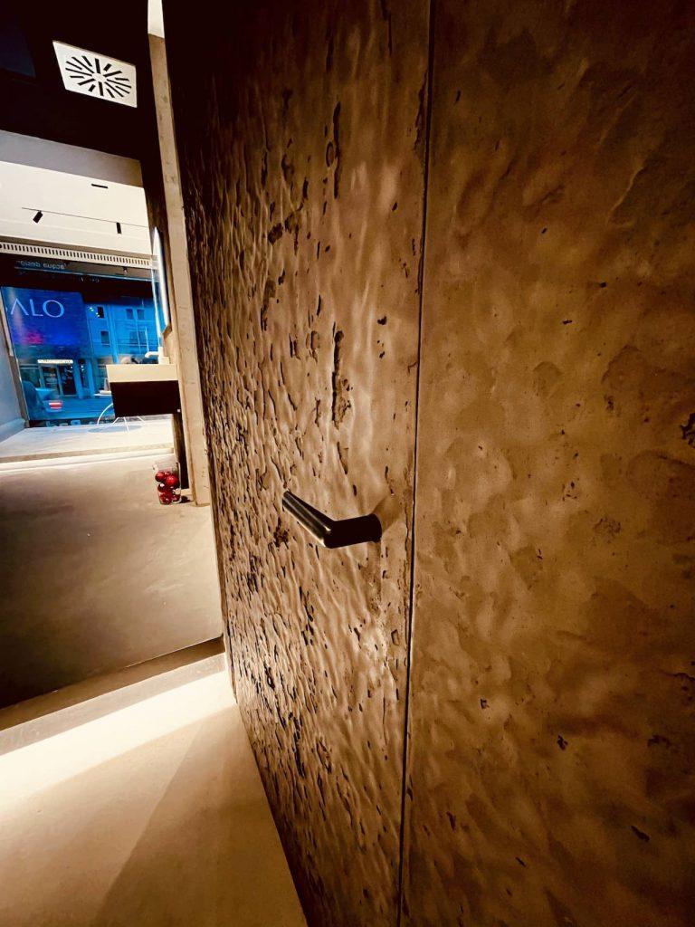 Tür Verkleidung
