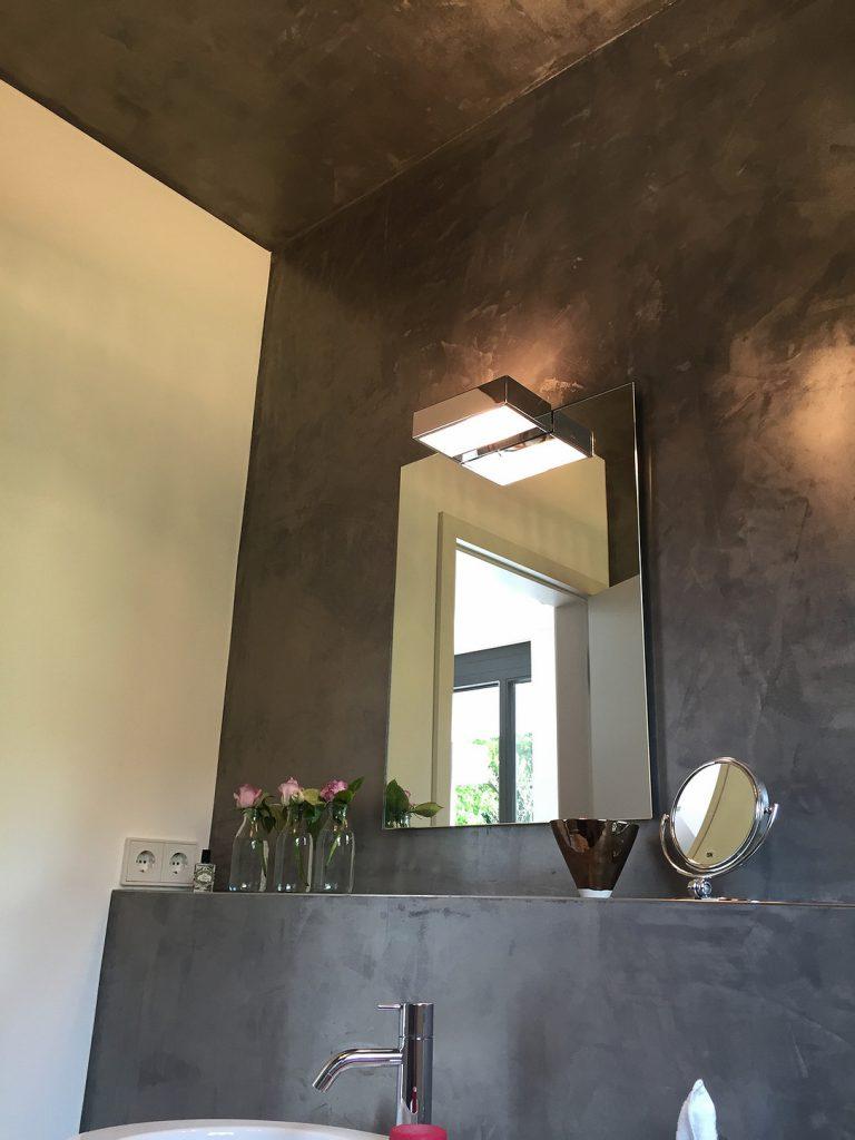 Spachteltechnik Spiegel