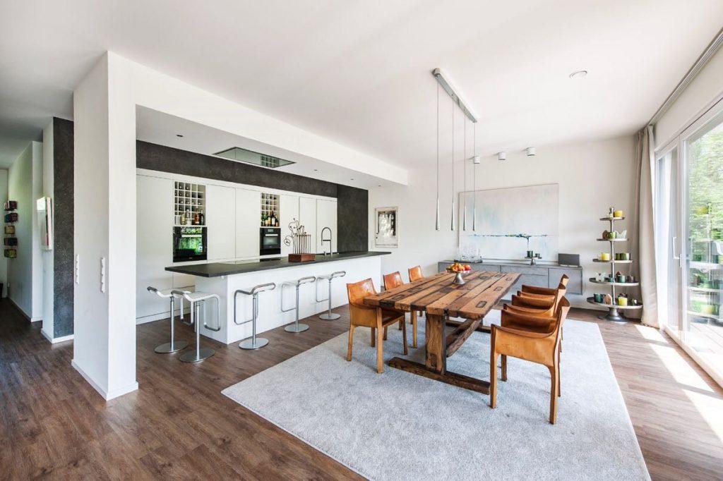 Offene Küche modern