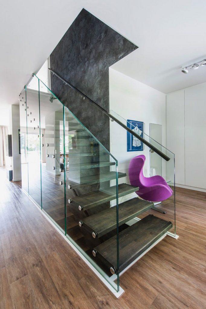 Design Glastreppe