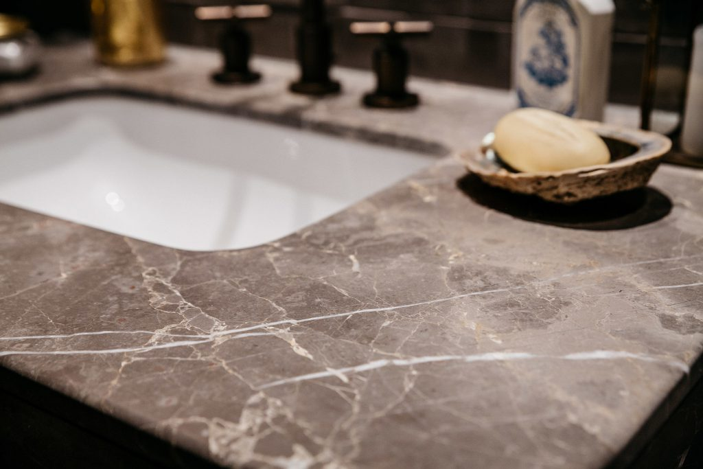 Waschbecken Marmor