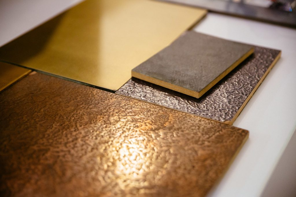 Hochwertige Materialien